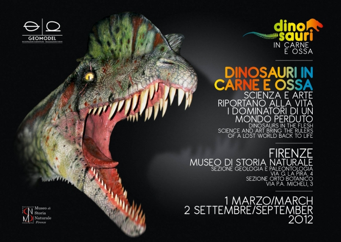 Dinosauri in Carne e Ossa - Firenze